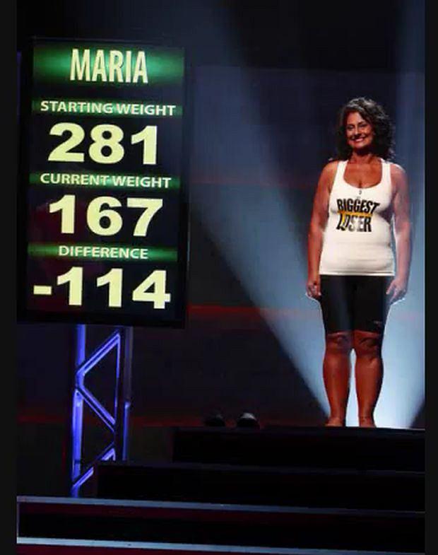The Biggest Loser, Maria