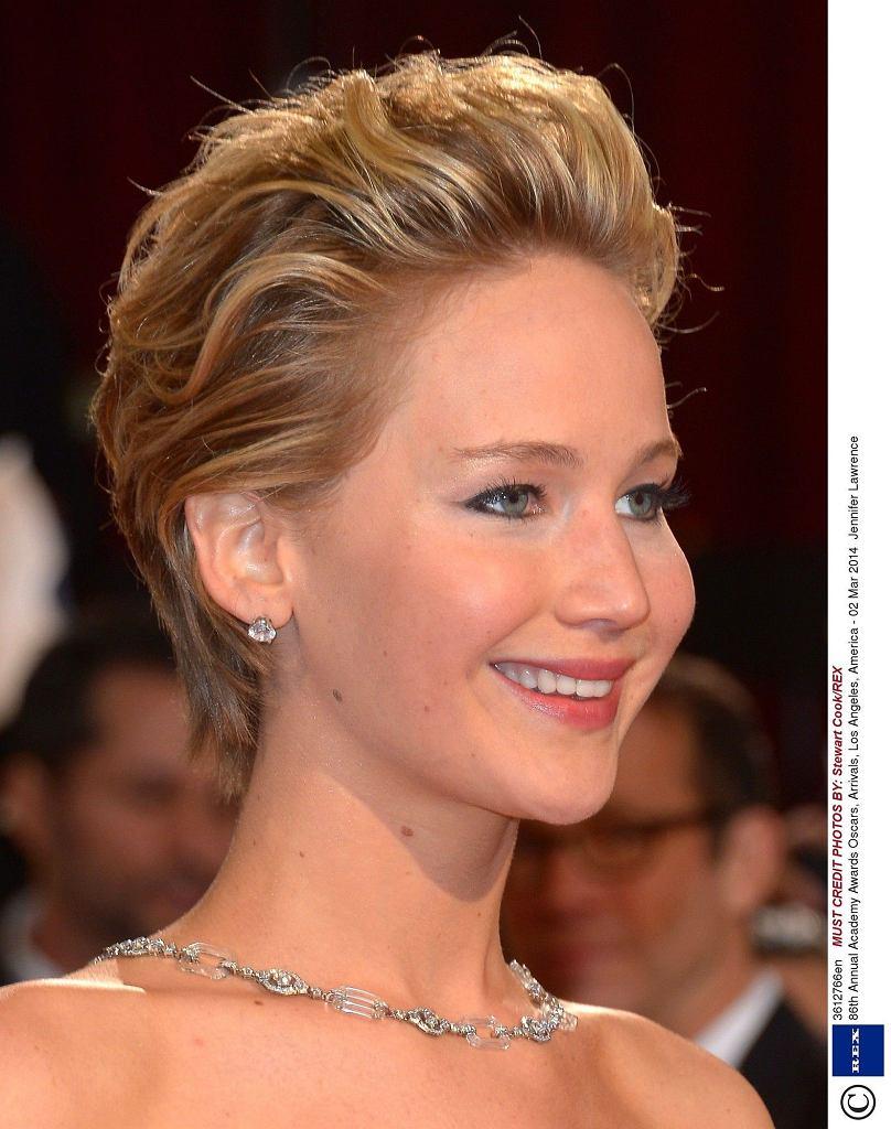 Jennifer Lawrence - Oscary 2014