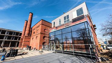 Piekarnia Garnizonowa Centrum Sztuki przy ul. Księcia Witolda na Kępie Mieszczańskiej we Wrocławiu