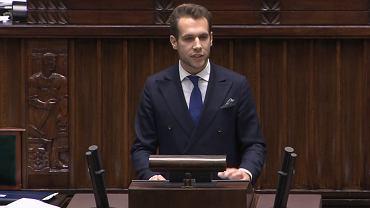 Jan Kanthak w Sejmie