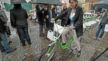 Uruchomienie miejskich wypożyczalni rowerów w Bielsku-Białej