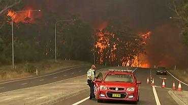 31.12.2019, pożary w Australii