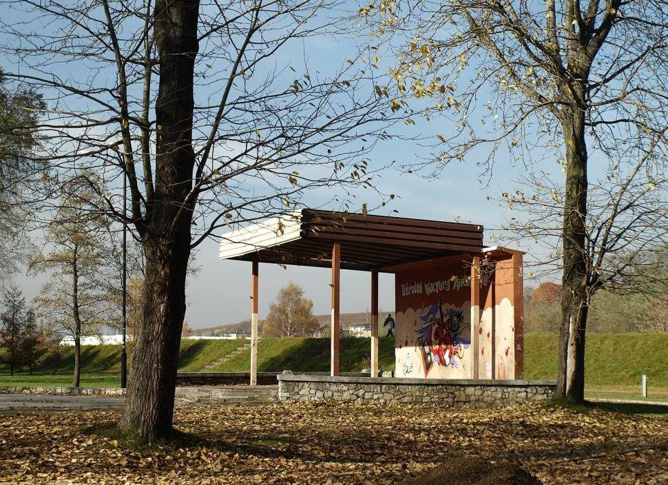 Piekary Śląskie. Park w Kamieniu w 2010 r.
