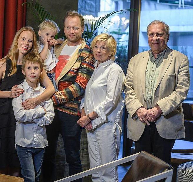 Rodzina Stuhrów
