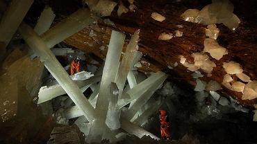 Jaskinie świata - Jaskinia Kryształowa, Meksyk / Flickr / Oggiscienza