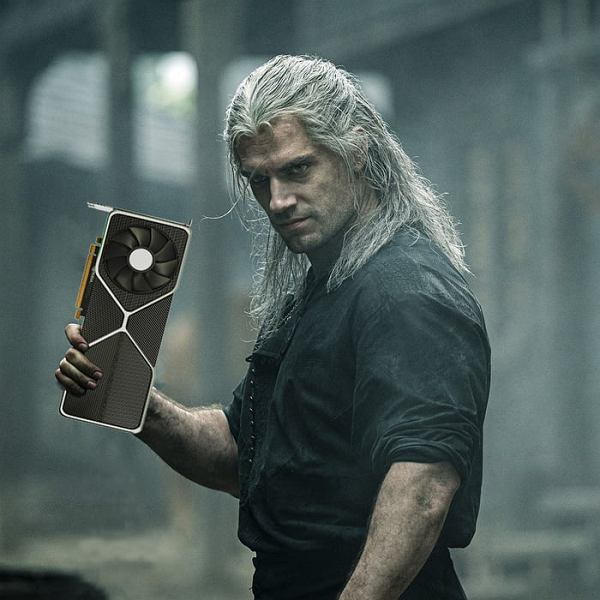 Geralt of Nvidia