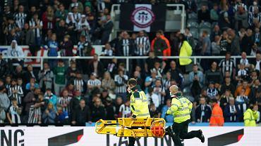 'Bohaterowie!'. Piłkarze chwaleni po dramatycznej sytuacji na trybunach