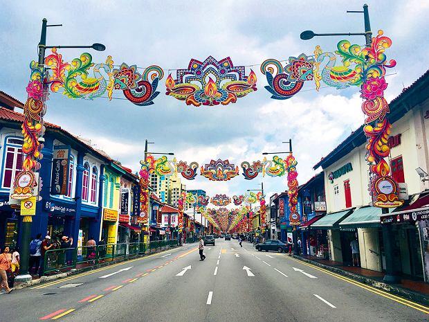 Indyjska dzielnica Singapur Little India