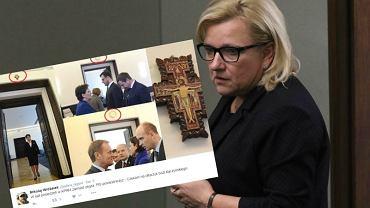 Beata Kempa, szefowa kancelarii premier Beaty Szydło