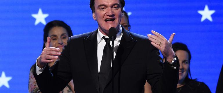 """Tarantino szykuje serial. Będzie powiązany z """"Pewnego razu w... Hollywood"""""""