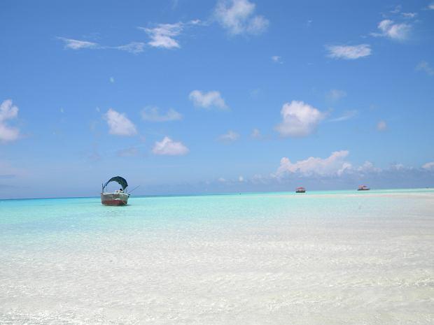 Plaże Zanzibaru przyciągają nie tylko celebrytów z Polski