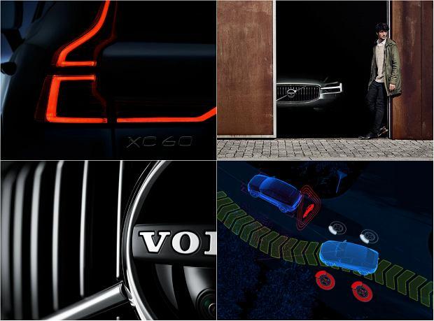 Nowe teasery Volvo XC60
