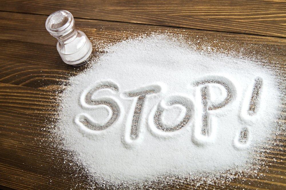 Ważne jest ograniczenie soli.