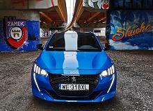 Opinie Moto.pl: Peugeot 208 GT-Line 1.2 PureTech 130 8AT. 10/10 z gwiazdką