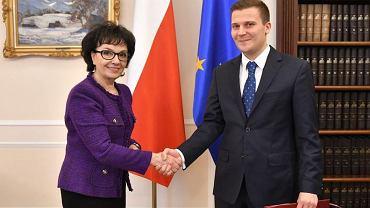 Christian Młynarek został wiceszefem Kancelarii Sejmu