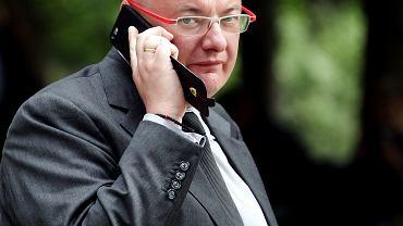 Michał Kamiński, obecnie doradca premier Ewy Kopacz