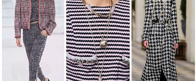 Najmodniejszy wzór w modzie powraca w wielkim stylu. Jak nosić pepitkę? Przyglądamy się trendom z pokazów SS2021!