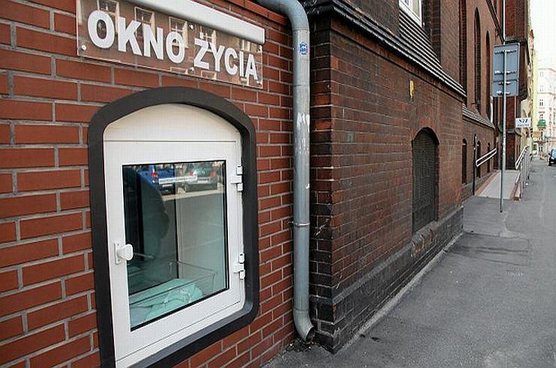 Okno życia (Fot. Mieczysław Michalak / Agencja Gazeta)