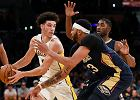 NBA. Lonzo Ball pobił rekord Magica Johnsona