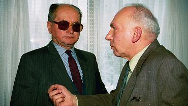 Rok 1993, przesłuchanie gen. Wojciecha Jaruzelskiego i gen. Michała Janiszewskiego w Sejmie