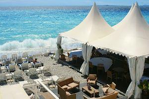 Francja miasta - Nicea: Spacer wzdłuż wybrzeża