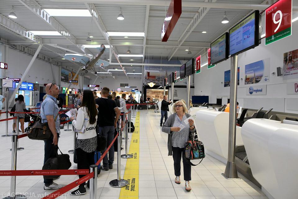 Świdnik, lotnisko Airport Lublin
