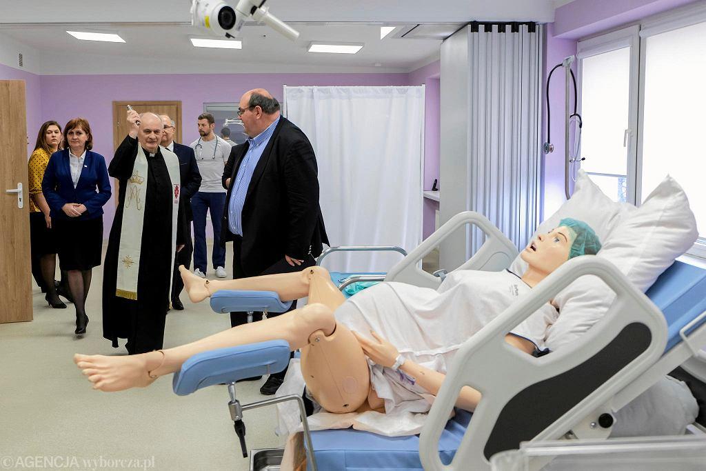 Centrum Symulacji Medycznej Uniwersytetu Rzeszowskiego. Oficjalne otwarcie