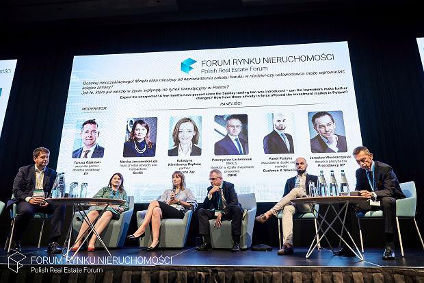 Konferencja 'Forum Rynku Nieruchomości'