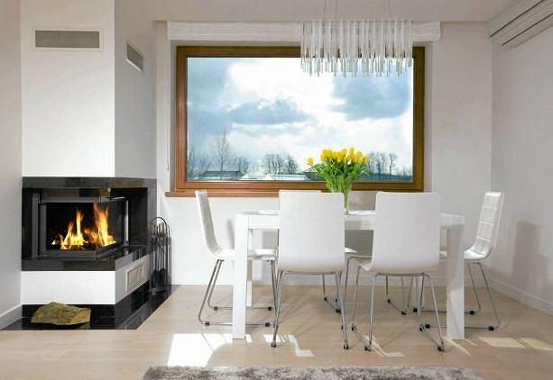 Kominki: 10 pomysłów na domowe ognisko