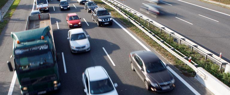 Karambol na A4. Między Brzeskiem a Tarnowem zderzyło się siedem aut