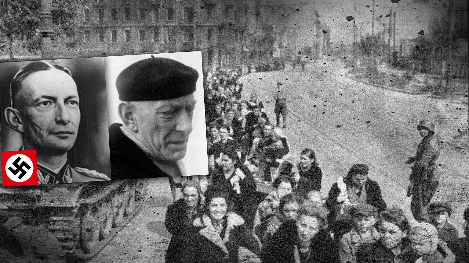 Heinz Reinefarth i uciekinierzy z niszczonej przez niego warszawskiej Woli