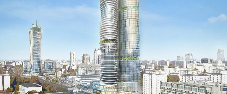 Trzaskowski o decyzji SKO w sprawie Srebrnej: Musimy mieć tam dwie wieże?
