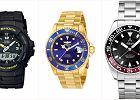 """5 zegarkowych propozycji """"Logo"""": zegarki nurkowe"""