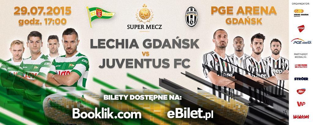 Lechia Gdańsk - Juventus Turyn