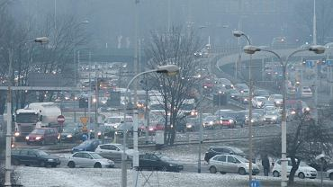Smog we Wrocławiu