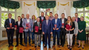 Nagrody dla sportowców i trenerów