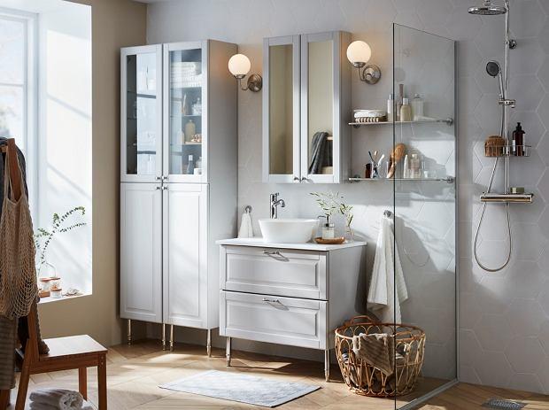 Meble łazienkowe: na wymiar czy z sieciówki?