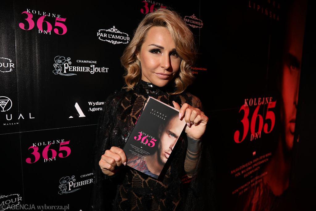 Na trzech pierwszych miejscach listy najlepiej sprzedających się w Polsce książek są tytuły Blanki Lipińskiej