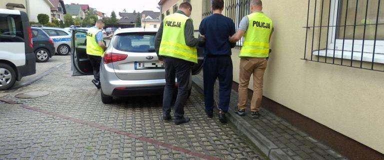 Atak na policjanta w Busku-Zdroju. Radny-nożownik trafił do aresztu