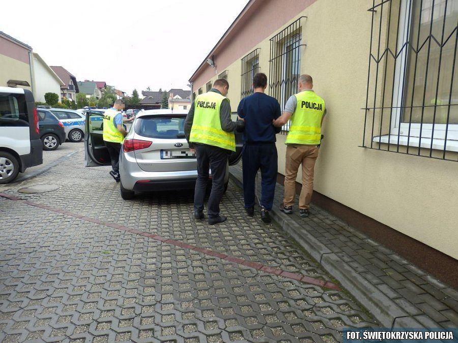 Areszt dla radnego-nożownika z Buska-Zdroju