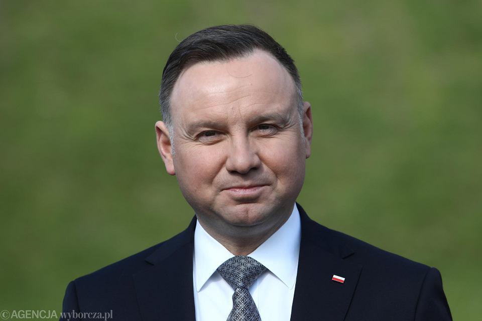 """Wybory prezydenckie 2020. """"Andrzej Duda szerzy nienawiść ..."""
