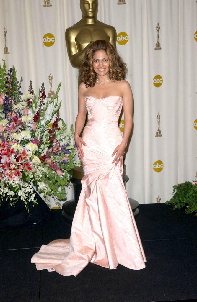 Jennifer Lopez, Oscary 2002