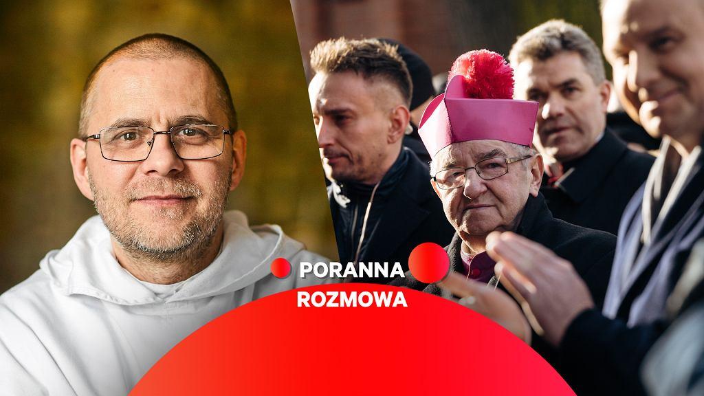 Ojciec Gużyński w Gazeta.pl