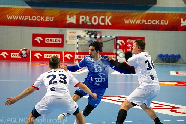 Zdjęcie numer 2 w galerii - Superliga piłkarzy ręcznych. Nafciarze zrewanżowali się za porażkę w 1. kolejce w Szczecnie i wygrali z Pogonią 31:16 [GALERIA]