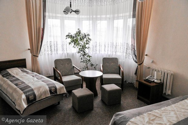 28.01.2015 Rzeszow , ul Grottgera 16 . Hotel