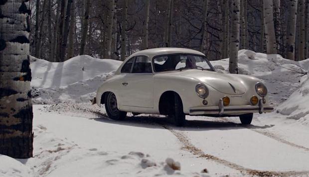 Jeff Zwart zakochał się w kupionym na chwilę Porsche 356