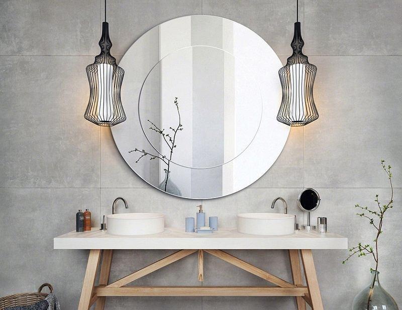 Najpiękniejsze lustra do łazienki