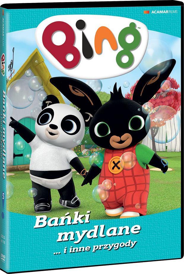 'Bing, Część 5: Bańki mydlane i inne przygody'