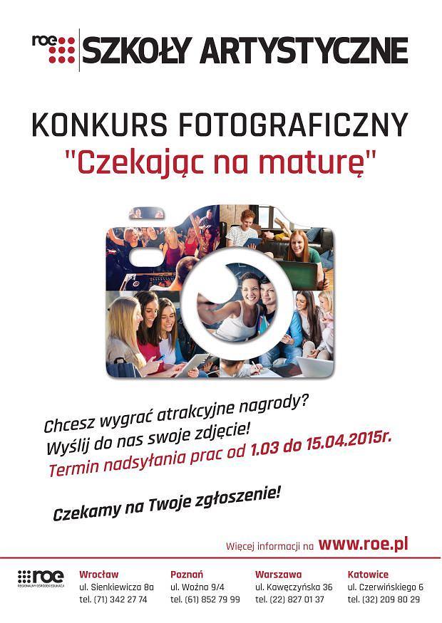 Wygraj bezpłatną naukę w Studium Fotografii
