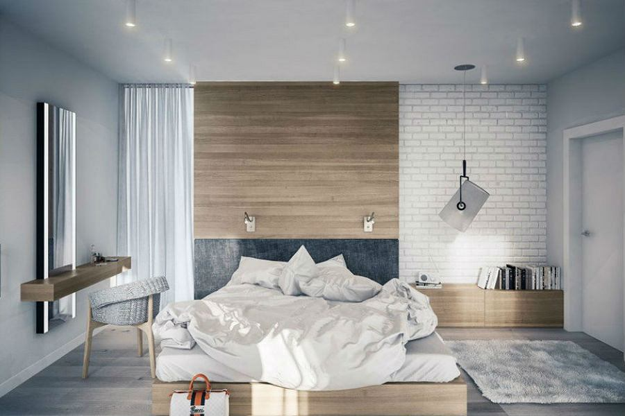 Trzy najmodniejsze trendy w aranżacji sypialni